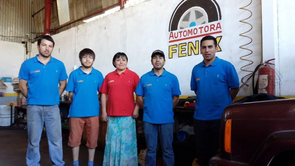 Acerca de nosotros - Personal Automotora Fénix Ltda. Los Ángeles